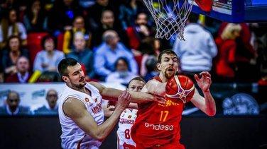 Španija Crna Gora