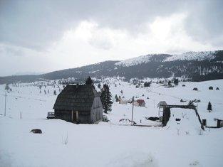 pljevlja snijeg