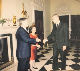 Milo Božović, Karađorđevići