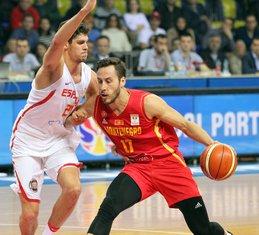 Crna Gora Španija košarka