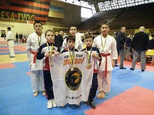 Karate tim Potoci