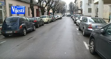 parking Podgorica