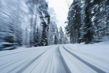 snijeg zatvoren put, snijeg put, snijeg nevrijeme