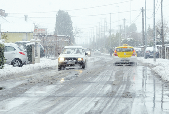 Snijeg Podgorica