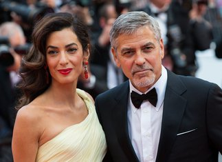 Džordž Kluni, Amal Kluni