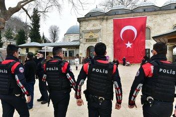 policija Turska