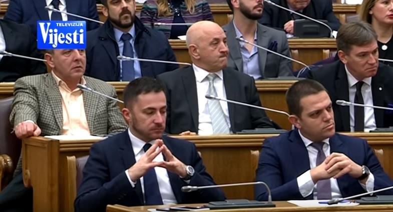 parlament, Cetinje