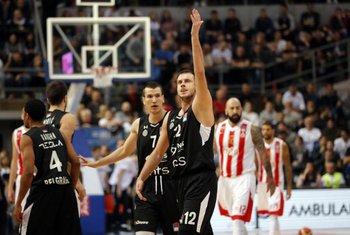 Partizan zvezda