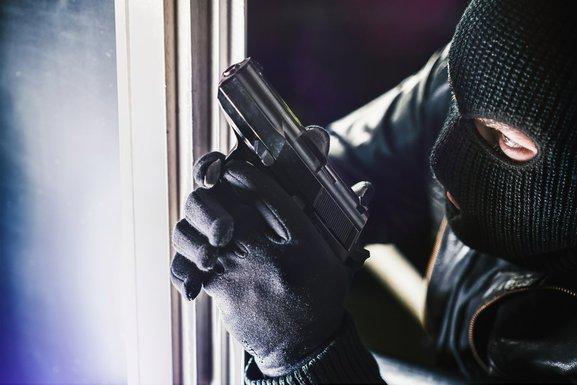 Maskirani razbojnik