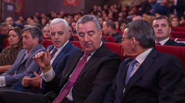 DPS Ulcinj, Milo Đukanović