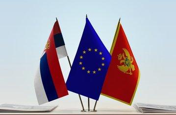 Srbija, EU, Crna Gora
