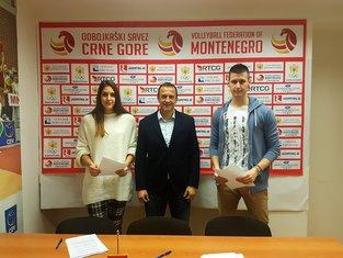 Mina Dragović, Cvetko Pajković, Nemanja Peruničić