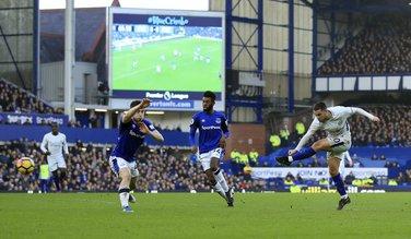 Eden Azar, Everton - Čelsi