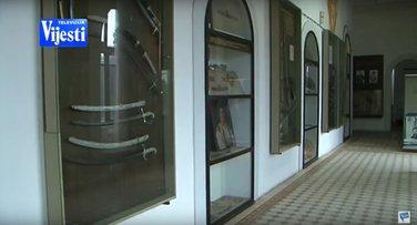 Nikšićki muzej, Dvorac kralja Nikole Nikšić