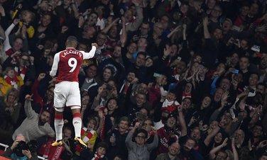 Aleksandr Lakazet Arsenal