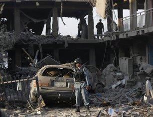 Kabul, napad bombaša samoubice