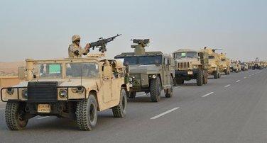 Egipat, vojska