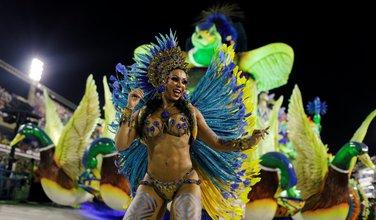 Rio de Žaneiro, karneval
