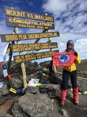 Jelena Petković Kilimandžaro