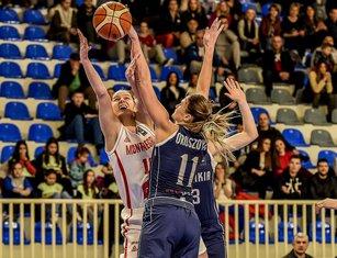 ženska košarkaška reprezentacija Crne Gore
