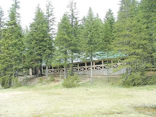 Crno jezero gradnja
