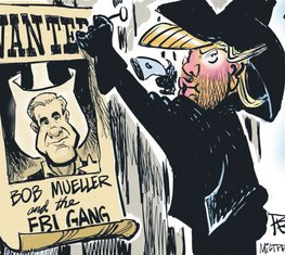Donald Tramp FBI