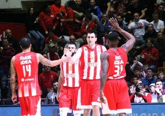 Zvezda košarka