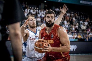 Bojan Dubljević Eurobasket