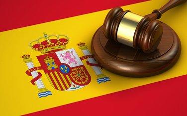 Španija, sud