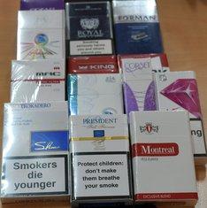 Cigarete na sivom tržištu