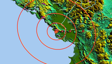 Zemljotres Utjeha