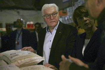 Frank-Valter Štajnmajer, Frank Valter Štajnmajer