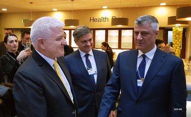 Duško Marković, Denis Zvizdić, Hašim Tači