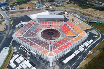 Stadion Pjongčang