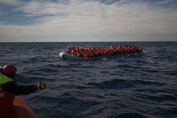 migranti, spašavanje