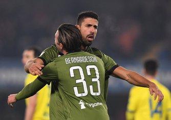 Sami Kedira Federiko Bernardeski Juventus