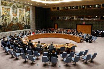 Savjet bezbjednosti UN