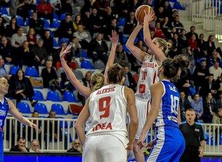 Košarkašice Crne Gore ženska reprezentacija