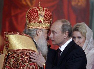 Vladimir Putin, Vladika Jevtikije