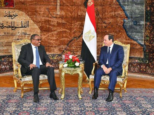 Hajlemarijam Desalenj Abdel Fatah El Sisi