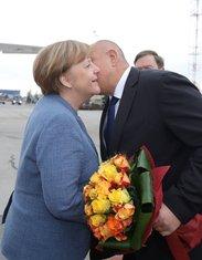 Angela Merkel, Bojko Borisov