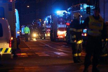 Prag, vatrogasci