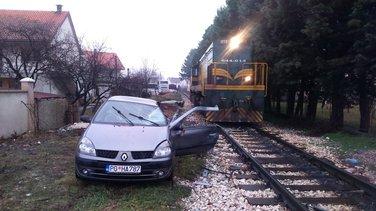 nezgoda, voz, Nikšić