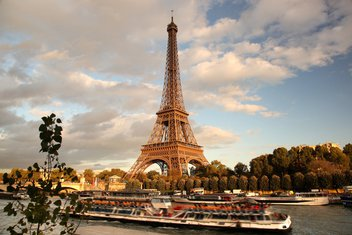 Ajfelova kula, Pariz