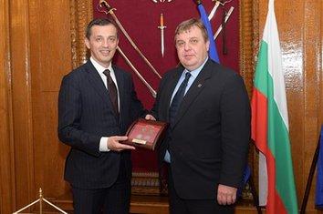 Predrag Bošković, Krasimir Karakačanov