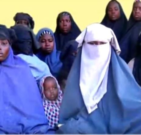 Djevojčice koje je oteo Boko haram, Nigerija