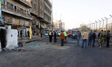 Bagdad napad