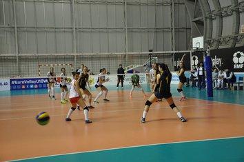 Crna Gora - Bjelorusija, juniorke