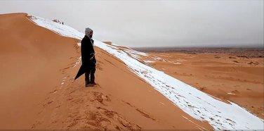 Sahara snijeg