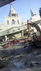 rušenje crkve Kina